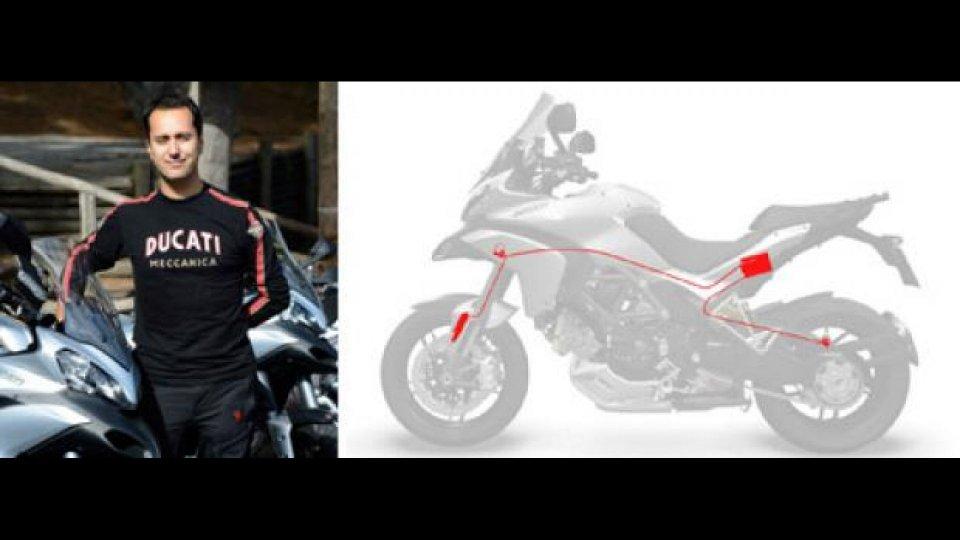 Moto - News: Tecnica: i segreti delle Ducati Skyhook Suspension