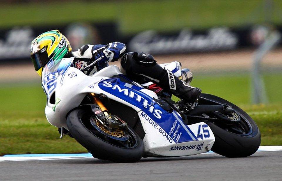 "Moto - News: Triumph ""ufficiale"" in Supersport"