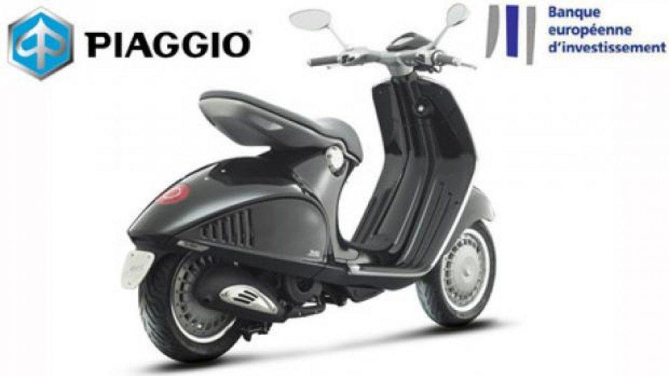 Moto - News: Gruppo Piaggio: da BEI, 60 milioni di euro
