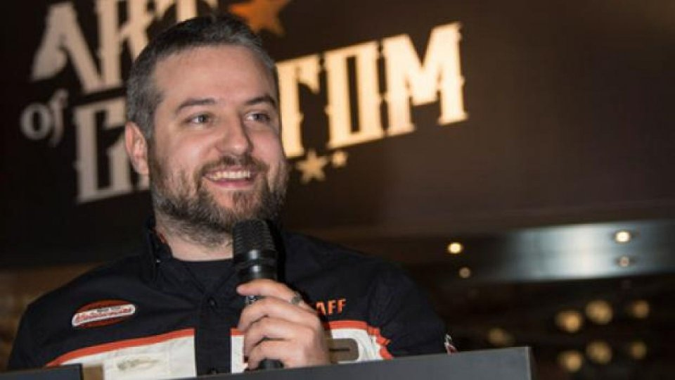 Moto - News: Harley-Davidson a Eicma 2012: intervista a Maurizio Ruvolo
