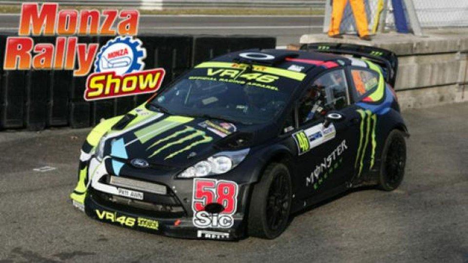 Moto - News: Monza Rally Show 2012