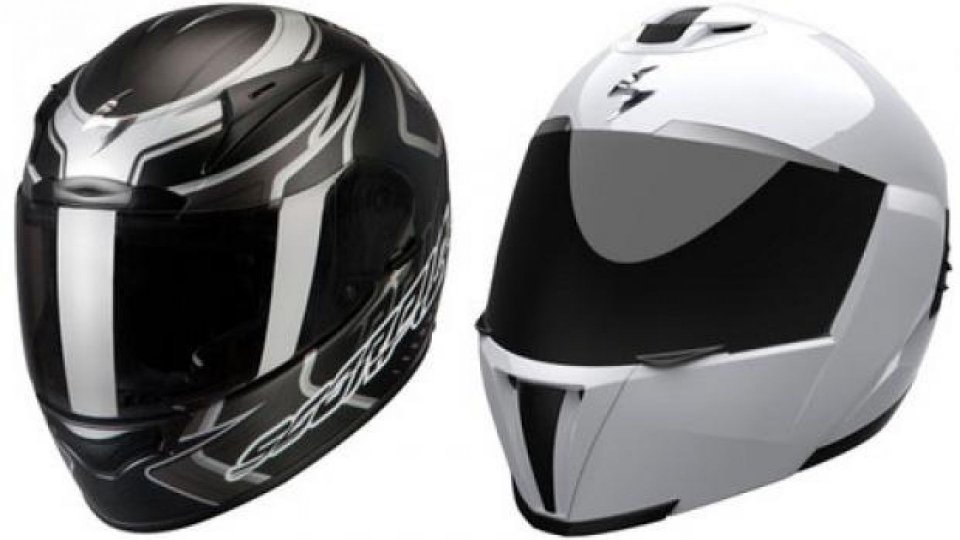 Moto - News: Scorpion-Exo a EICMA 2012