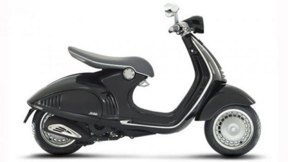 Moto - News: Vespa 946 2013