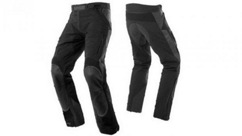 Moto - News: Alpinestars: nuovo pantalone Tech-ST per tutte le stagioni