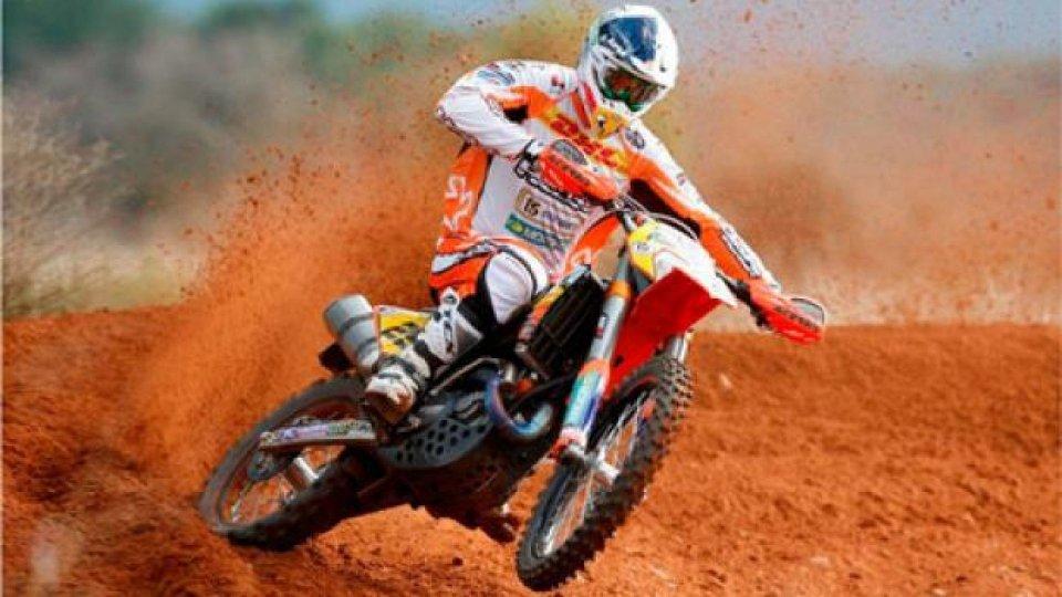 Moto - News: EWC 2013: Ivàn Cervantes nel KTM Enduro Factory Team