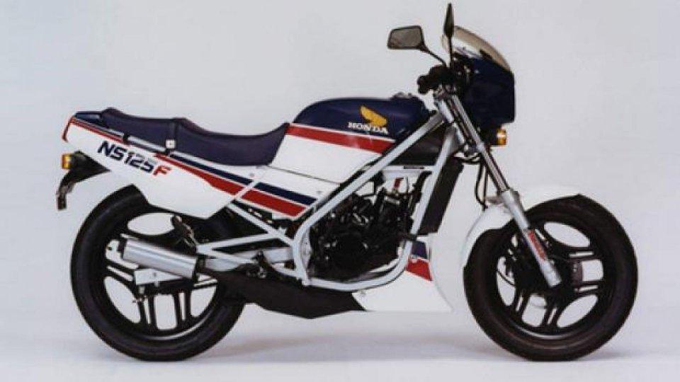 Moto - News: Honda NS 125 F: la piccola saetta