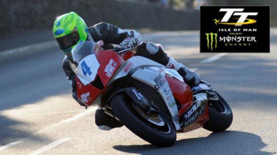Moto - News: Tourist Trophy 2013: Cameron Donald conferma con Wilson Craig Racing