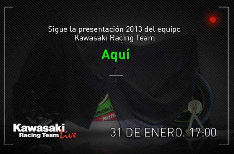 Moto - News: Kawasaki: diretta streaming su FB
