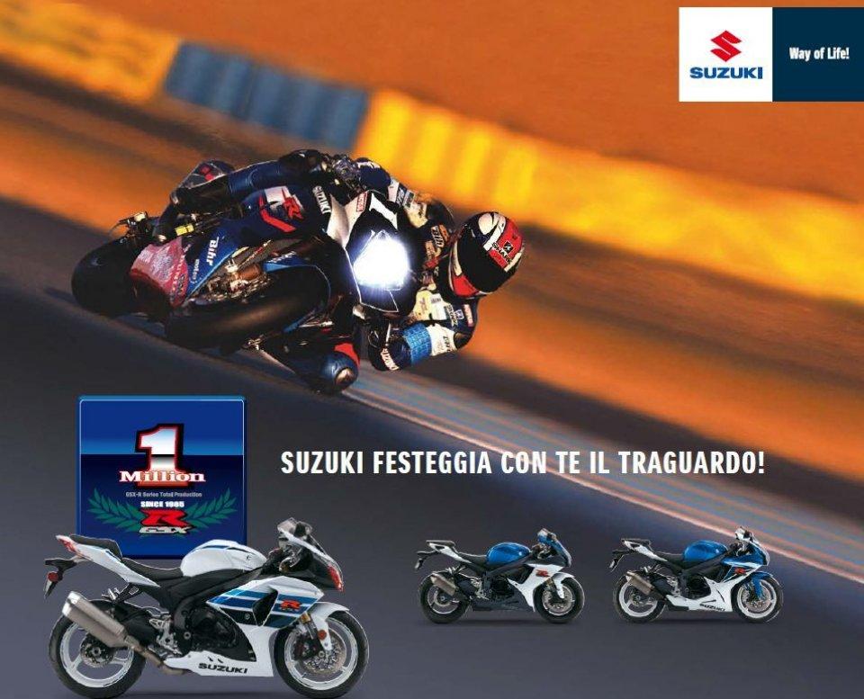 Moto - News: Acquista Suzuki e sei subito in pista