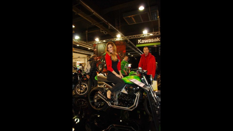 Moto - Gallery: RAGAZZE al Motor Bike Expo 2013 - Parte 1