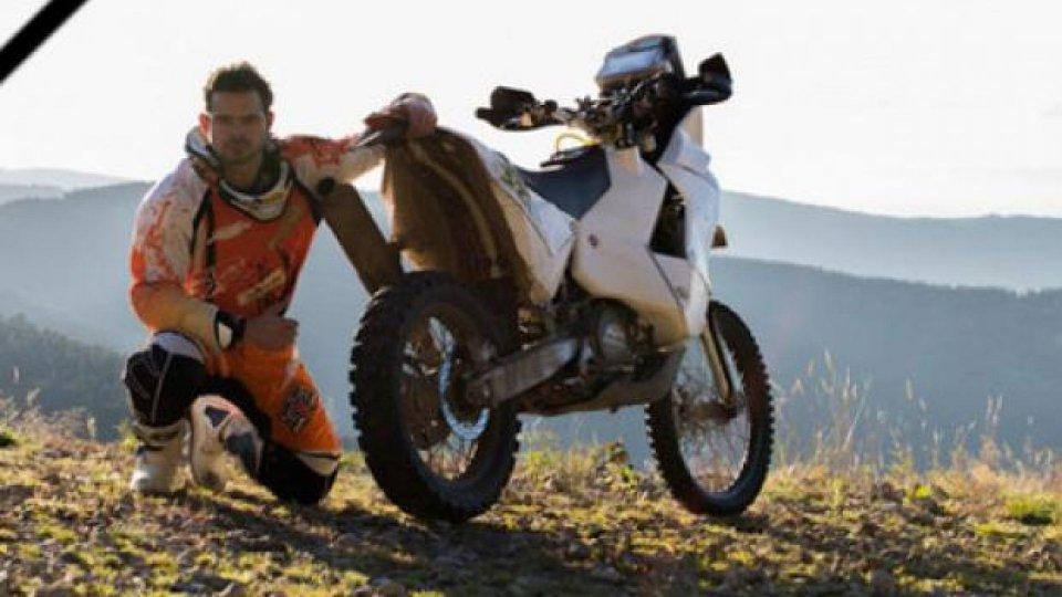 Moto - News: Dakar 2013: muore Thomas Bourgin