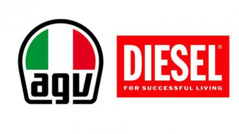 Moto - News: Diesel e Agv insieme al Motor Bike Expo 2013