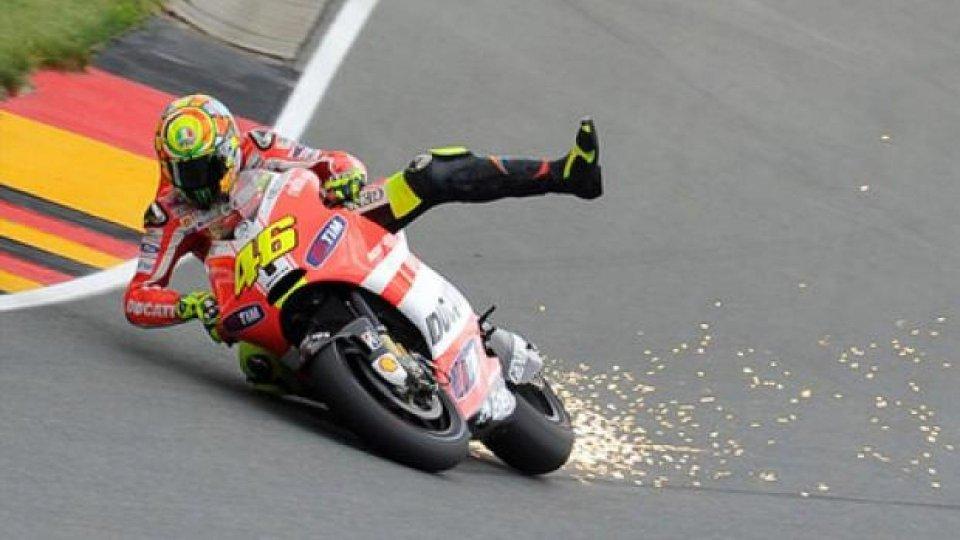 """Moto - News: MotoGP, Gobmeier su Rossi: """"Valentino è stato vittima del DNA della Ducati"""""""