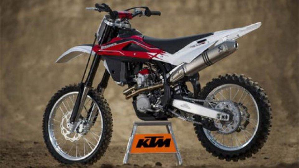 Moto - News: KTM compra Husqvarna: domani l'annuncio?