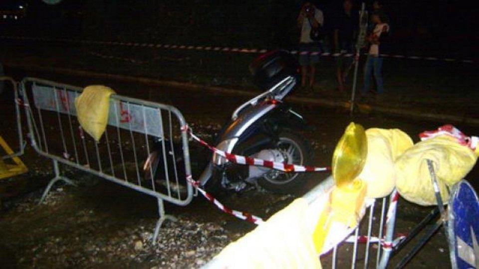 Moto - News: Roma: aumentano pericolosamente le buche!
