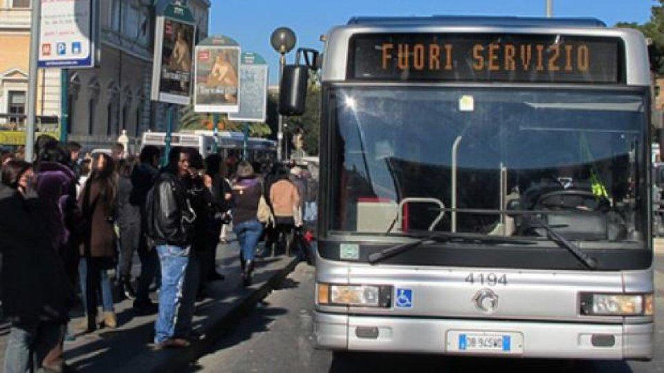 Moto - News: Roma: domani sciopero dei trasporti