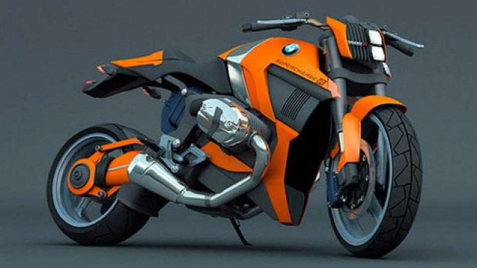 Moto - News: Tim Cameron Design Shadow Boxer Concept