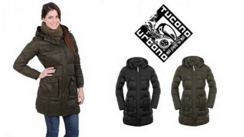 Moto - News: Tucano Urbano: tre giacche invernali per lei