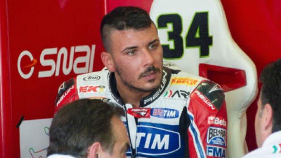 Moto - News: WSBK 2013, Test Jerez, Day1: l'Aprilia di Giugliano è la più veloce