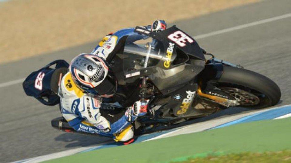 Moto - News: WSBK 2013 Test Jerez Day 2: Melandri il più veloce