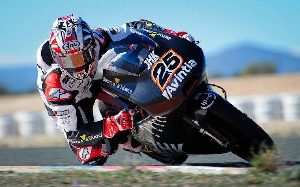 Moto3: Moto3: Viñales ruba la scena su KTM