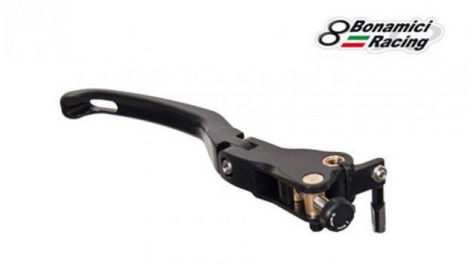Moto - News: Bonamici Racing: leve freno e frizione
