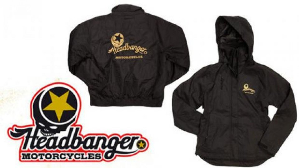 Moto - News: Headbanger: nuove giacche in nylon