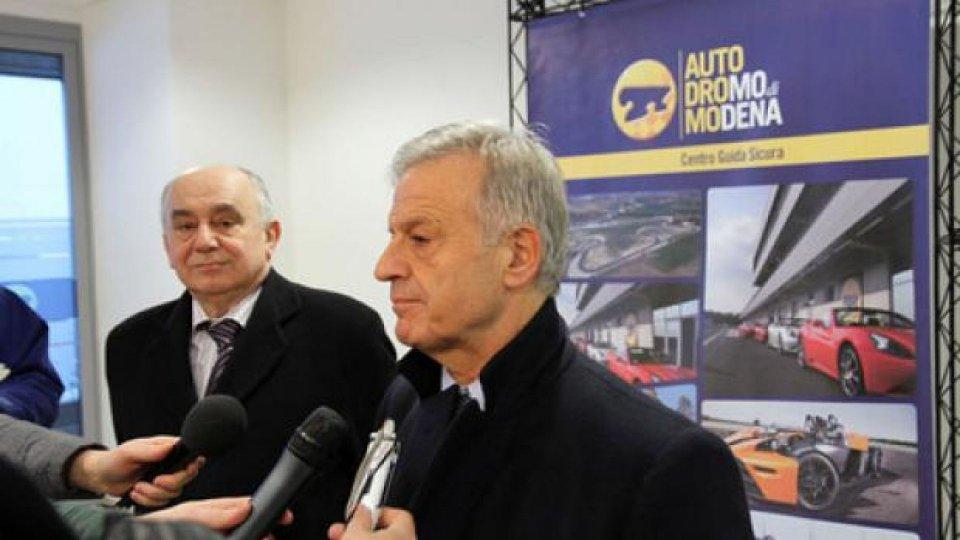 Moto - News: Il Ministro Corrado Clini visita l'Autodromo di Modena