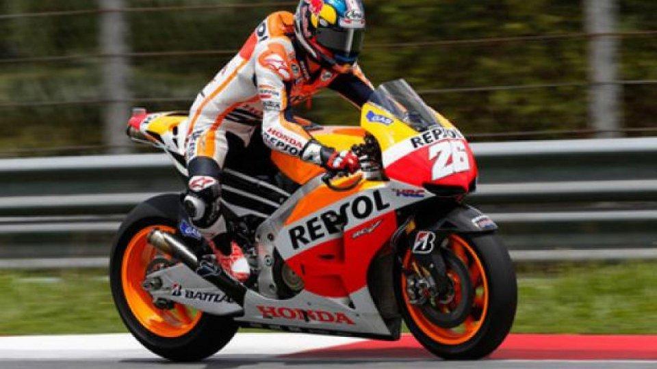 Moto - News: MotoGP 2013 Test Sepang day 1: la pioggia ferma i test
