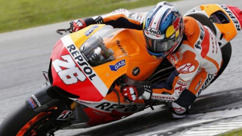Moto - News: MotoGP 2013 Test Sepang day 3: ancora Pedrosa a metà giornata