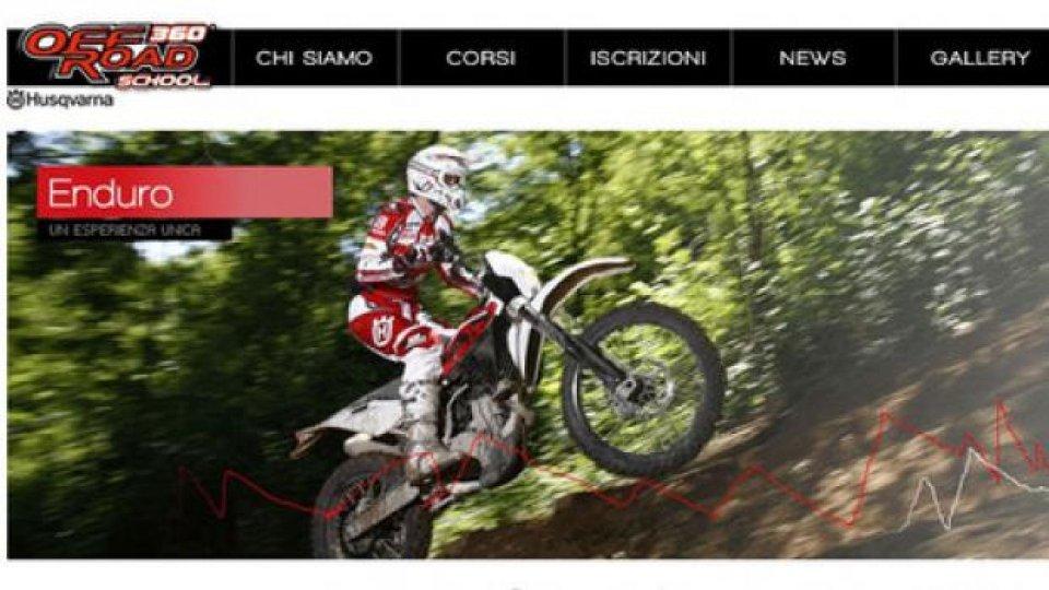 Moto - News: Off Road School 2013: via ai nuovi corsi di guida a 360°
