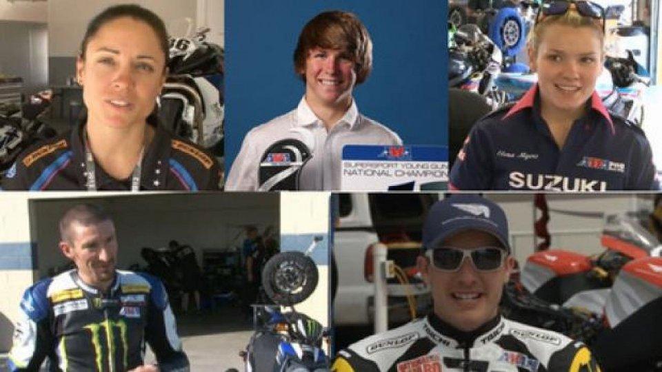 Moto - News: Road Warriors 2012: I cinque dell'AMA Pro Road Racing