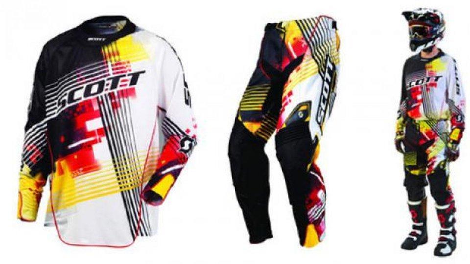 Moto - News: Scott: arriva la linea d'abbigliamento 450