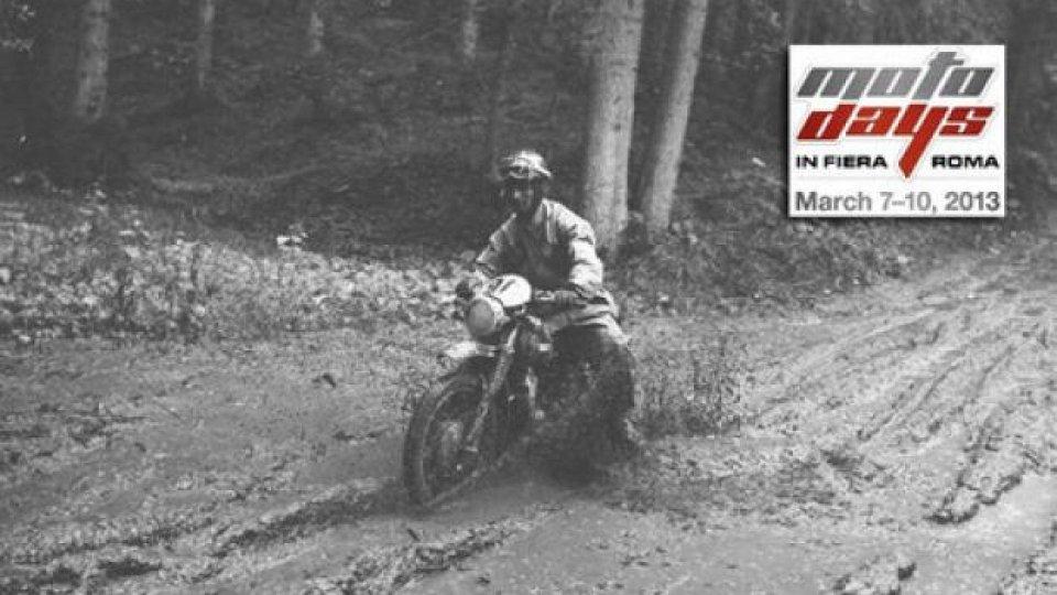 Moto - News: Six Days Centenary Revival a Motodays 2013