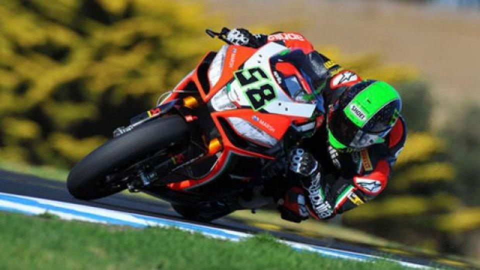 Moto - News: WSBK 2013, Phillip Island: Laverty trionfa in gara 2