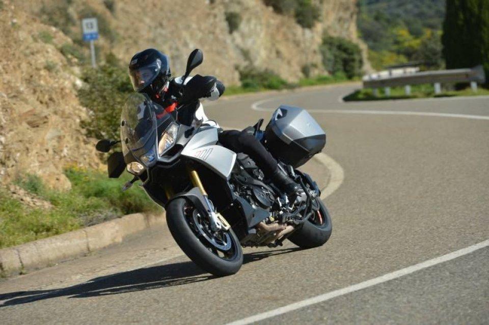 Moto - News: Caponord? Nuova pagina del mondo delle moto