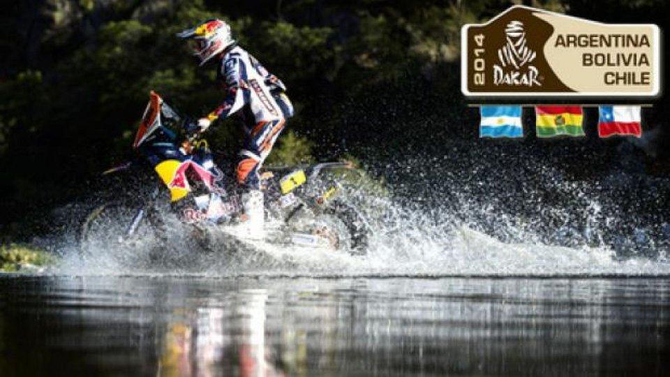 """Moto - News: Dakar 2014: """"Benvenuta Bolivia""""!"""
