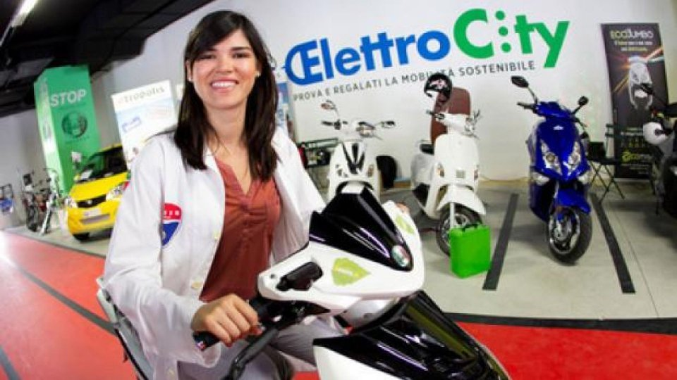 Moto - News: Elettrocity sta arrivando a Roma