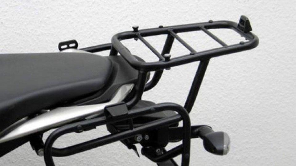 Moto - News: Fehling: accessori per Honda Crossrunner