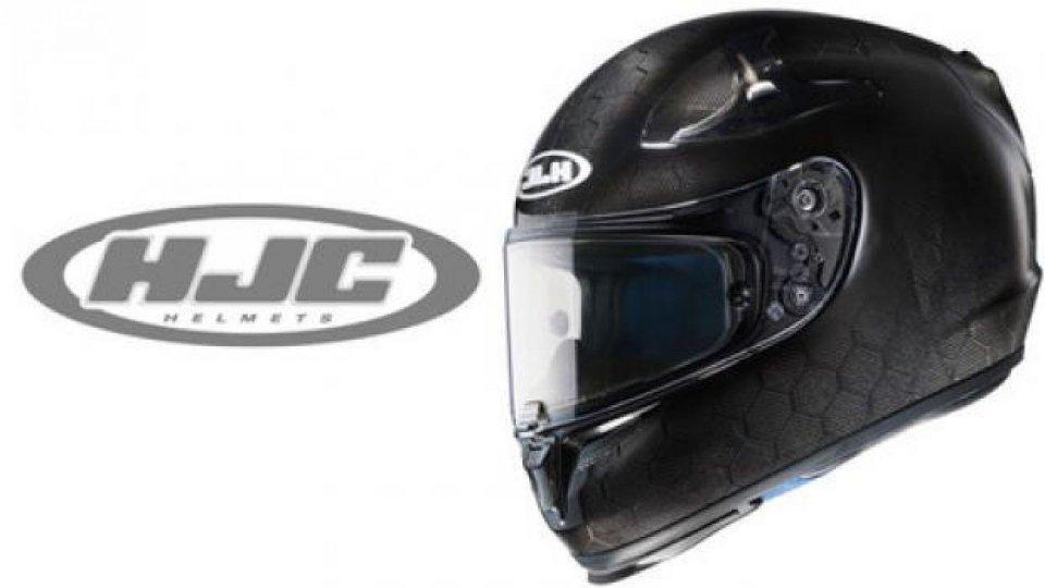 Moto - News: HJC: nuovo integrale RPHA10+ Hexagonal Carbon