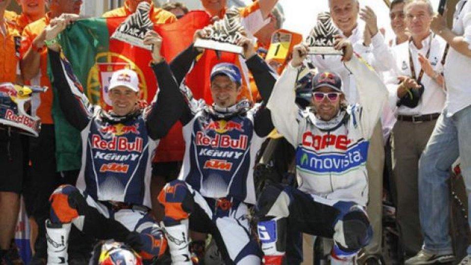 Moto - News: KTM Rally Factory Team 2013