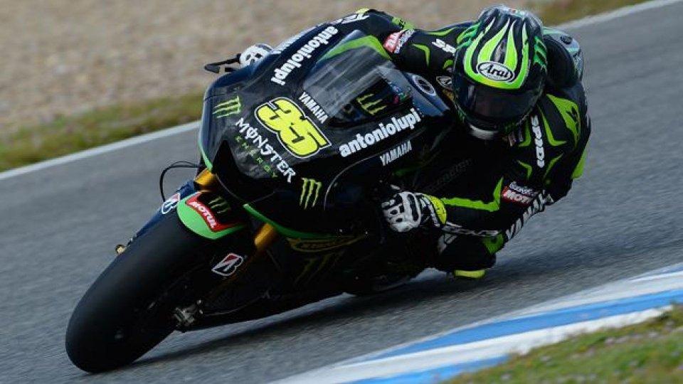 Moto - News: MotoGP 2013 Test Jerez: Crutchlow sorpassa tutti…