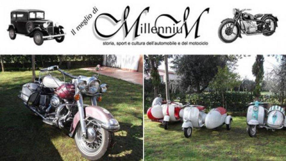 """Moto - News: Roma: il """"Meglio di Millennium"""" a Capannelle il 23 e 24 Marzo"""