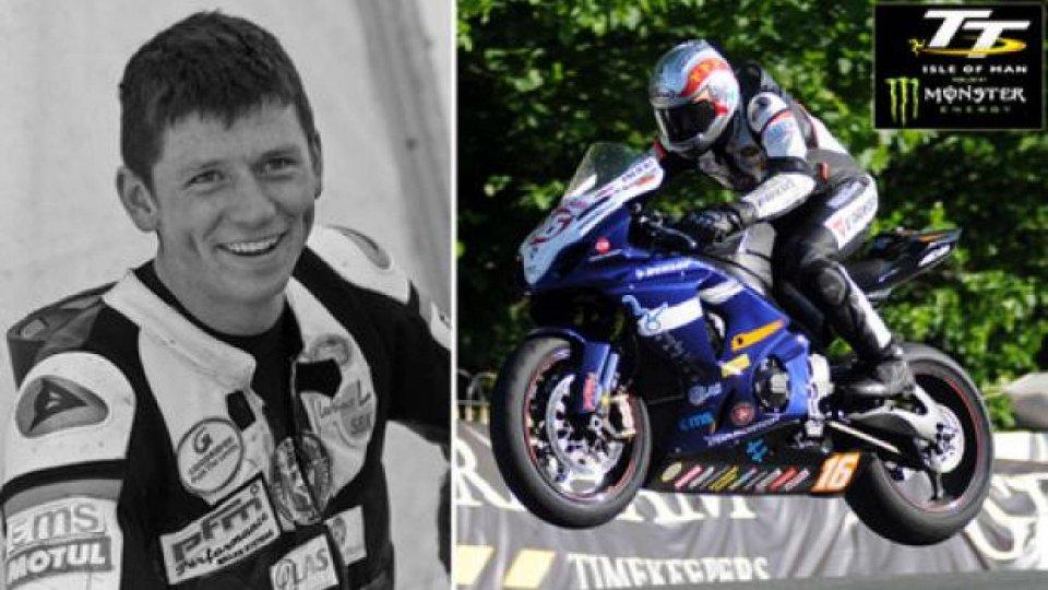 Moto - News: Tourist Trophy 2013: arriva Dan Kneen!