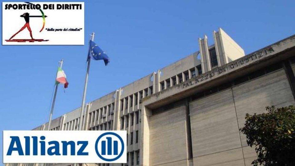 Moto - News: RC: oggi il liquidatore di Allianz Spa davanti al Tribunale di Lecce