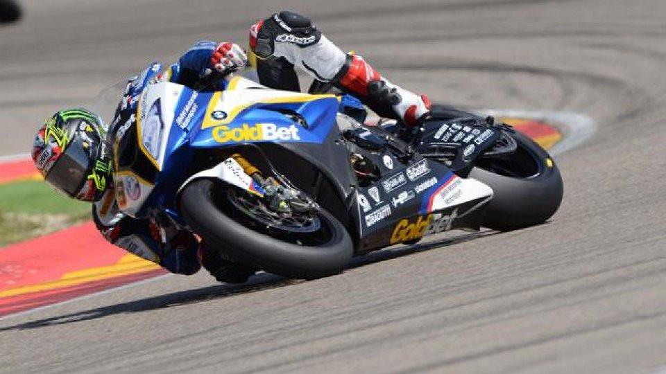 Moto - News: WSBK 2013, Aragon: Davies trionfa in gara 1