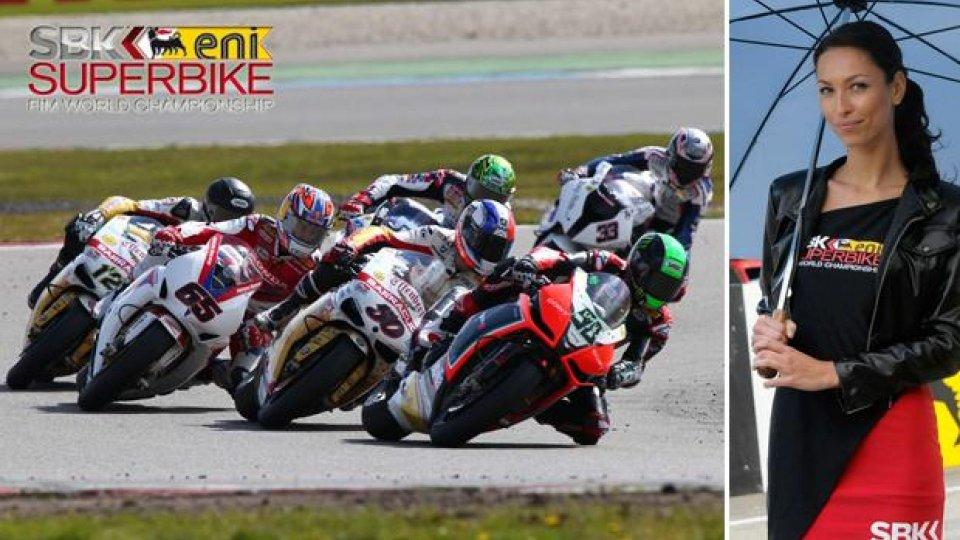 Moto - News: WSBK 2013: week-end ad Assen