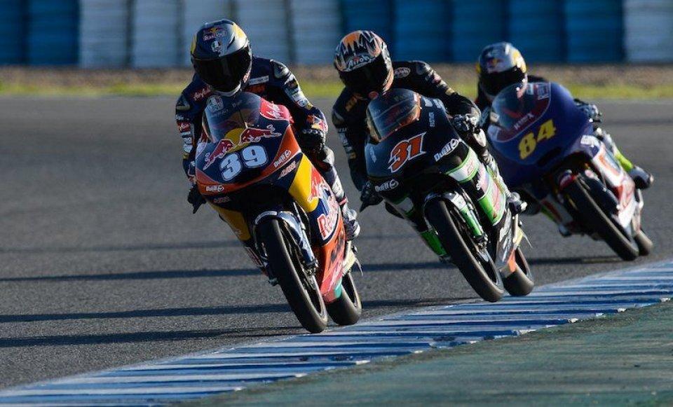 Moto - News: Moto3: le KTM si riprendono il Mugello