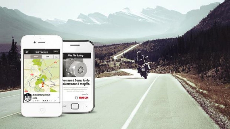 Moto - News: Bosch: Ride The Way