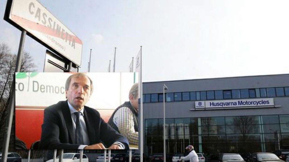 Moto - News: Il Caso Husqvarna arriva in parlamento